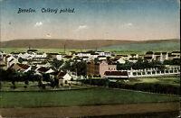 Benešov Tschechien Česká AK ~1910 Celkový pohled Panorama Ortsansicht alte AK