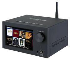 Cocktail Audio X14 schwarz,Verstärker mit Streaming,Internetradio, CD-Ripping