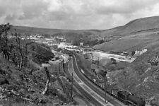 PHOTO  YORKSHIRE  DUNFORD BRIDGE RAILWAY STATION AND YARDS 1950