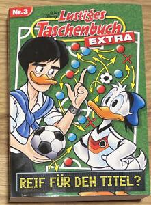 Lustiges Taschenbuch EXTRA LTB Nummer 3 Walt Disney