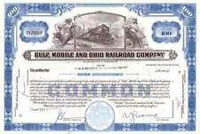 Historische Eisenbahn-Wertpapiere der USA & Kanadas