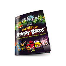 Angry Birds Album Autocollant Collection - The Best Of -
