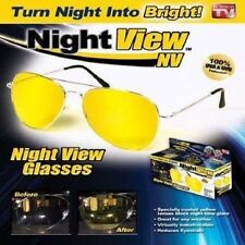 Night View Nv Glasses! Turn Night into Bright! One Size Fits All! As seen on TV!