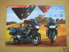 Prospekt Honda Pan European ST 1100