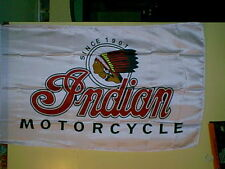 Indian Motorcycle Chief Scout 80 Collector Flag