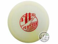 New Lightning Standard #1 Hyzer 134g Glow Red Foil Midrange Golf Disc