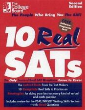 10 Real SATs, Second Edition by The College Board, Good Book