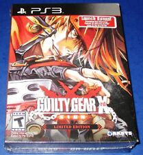 Guilty Gear Xrd -SIGN -- Limited Edition PS3 w/ Launch Bonus DLC! New-Free Ship!