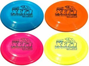 Hero USA Xtra 235 SuperSoft Dog Disc - Soft and Grippy Dog Frisbee Toss N Fetch