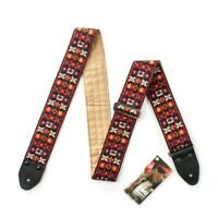 Dunlop JH01 Jimi Hendrix Guitar Strap, August 18th