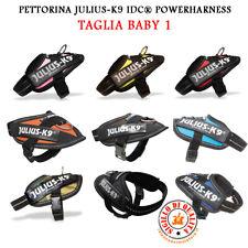 Pettorina per Cani Julius K9 IDC PowerHarness Tg Baby 1 vari colori Cane
