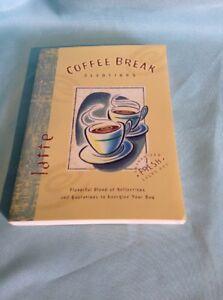 Coffee Break Devotions - Latte (The Coffee Break Devotional Series)