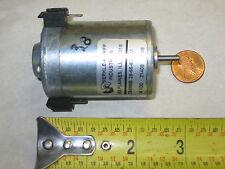 "Merkle-Korff 48 Volt V DC High Torque Motor 5500 RPM 1/8"" Shaft Hobby Generator"