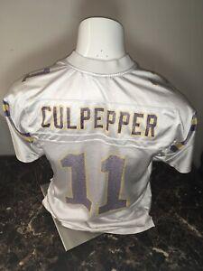 Daunte Culpepper REEBOK Minnesota Vikings NFL JERSEY ADULT Medium