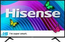 """Hisense - 50"""" Class (49.5"""" Diag.) - LED - 2160p - Smart - 4K Ultra HD TV - Black"""