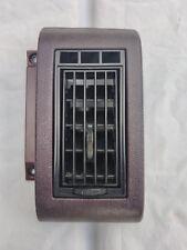 Chevrolet GMC Silverado Sierra 88-94 Vent Dash Trim Glove Box Mount Burgundy OEM