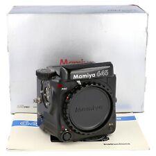 Mamiya 645 Pro Body Only / 6x4.5 Medium Format Film SLR Camera (Boxed)