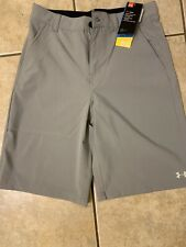 Noys Under Urmour Golfing Shorts Size 18