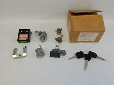 New OEM Isuzu Complete Car Lock Cylinder Set w/ Keys 8972940810 8-97294-081-0
