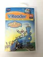 V Tech V Reader The Little Engine The Could Animated E Book System