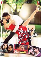 Nashe Si Chadh Gayi - Original Yash Raj Films Songs DVD / 50 Songs / 5.1 Dolby D
