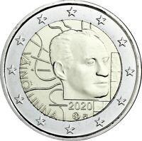 Finnland 2 Euro 2020 bfr. Väinö Linna