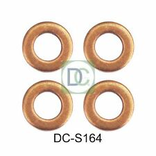 Ford S-Max 1.8 TDCi Siemens Diesel Injector Washers / Seals Pack of 4