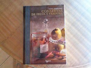 Libro: Conservas de fruta y verdura. Cocina tradicional.Mira mis otros artículos