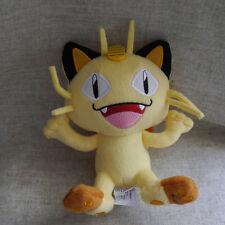"""Pokemon Doll series Tomy pokemon Meowth Plush toy 8"""""""