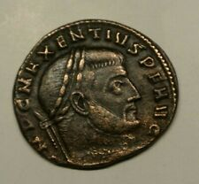 MAXENCE (28/10/306-28/10/312) Marcus Aurelius Valerius Maxentius FOLLIS ROME