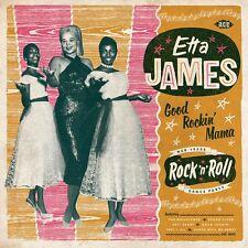 "ETTA JAMES  ""GOOD ROCKIN' MAMA""  HER 1950's ROCK'n'ROLL DANCE PARTY HITS"