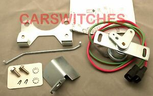 1968-1973 Chevrolet CORVETTE 4 Speed Muncie Trans BACKUP LIGHT SWITCH & BRACKET