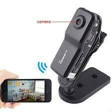Mini Wifi IP Wireless CCTV Surveillance Camera Camcorder For Android For iPhone