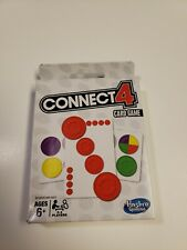 Connect 4 Card Game by Hasbro