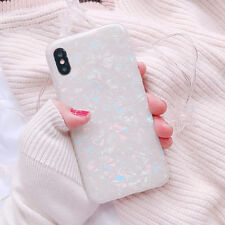 For iPhone XS / XS Max XR Shell Glitter Soft Phone Case For iPhone X 8 7 Plus