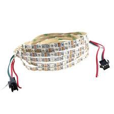 2M DC5V thin led strip WS2812B MINI 5050 RGB led pixel strip 60LEDs/m 5mm IP20
