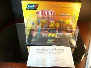 Jeff Gordon #24 Dupont Chromalusion 1998 Chevrolet Monte Carlo Revell 14,400