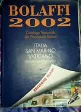 CATALOGO FRANCOBOLLI BOLAFFI 2002 EDIZIONE FLASH