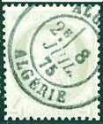 Timbre France classique Cérès n°52 Oblitération CAD Algérie