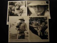1981 Bo Derek Tarzan The Ape Man VINTAGE 8 MOVIE PHOTO LOT 374Q
