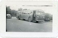 5G661 RP 1940s? MACK BUS PHILADELPHIA TRANSPORTATION CO BUS #1727