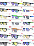 Sunglasses Sport Style Helm Ken Block Spy +  Glasses Universal UV 400 No Box