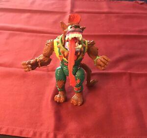 1991 Troma Playmates Toys Toxic Crusaders Junkyard Action Figure