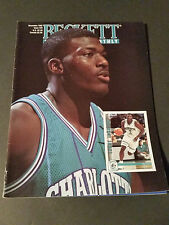 Basketball Beckett Issue #29 1992 - Larry Johnson/Karl Malone