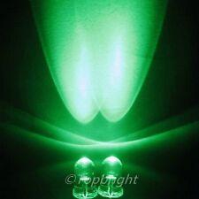 50 PCs MegaBright Green Led 5mm 18,000mcd!Free R&SH