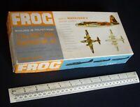 Martin Marauder B-26 USAAF/RAF WW2 1:72 Vintage 1960s Frog 1st issue Orange Box
