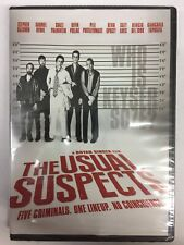 The Usual Suspects,(Dvd, 2016)*New, Free Shipping *