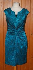 Connected Apparel, Ladies, Green, Party, Office. Dress, size 8