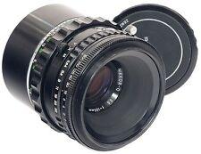 BRONICA S2a 105mm 3.5 - Nikkor-Q - Leaf Shutter - S2 - EC -