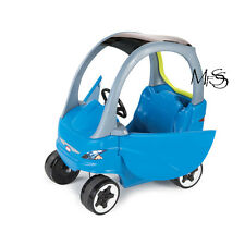 Little Tikes Cozy Coupe Sport Blue  *   Brand New  *  Blue Cozy Coupe